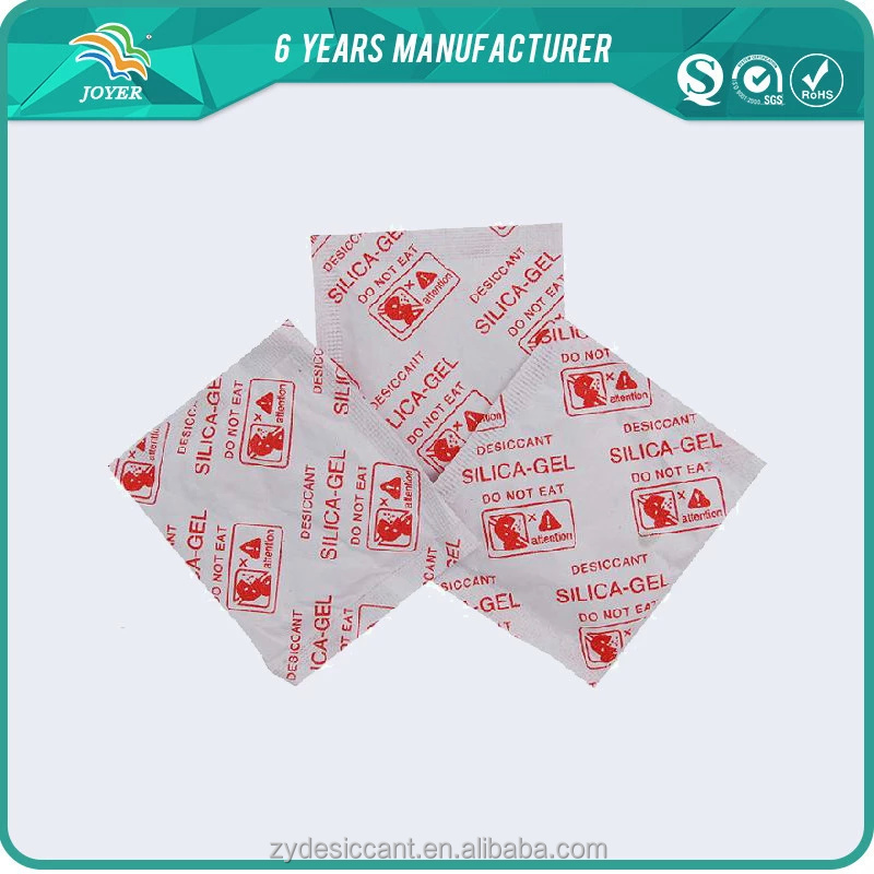 Non toxic silica gel drying agent for electric toy