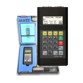 how to use a tachograph