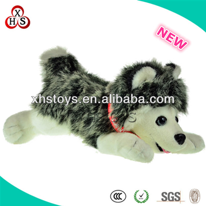 Realistic And Lifelike Floppy Dog Plush Toys Stuffed 100% PP Cotton
