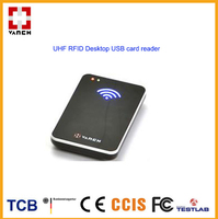 2.0 USB connection uhf RFID card readers 865 to 925mhz