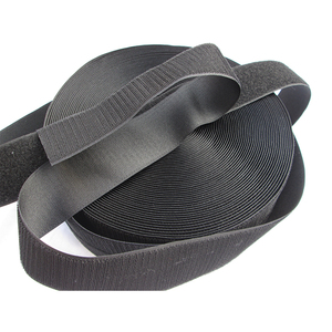 Nylon hook loop fastener tape resistance loop bands hook and loop