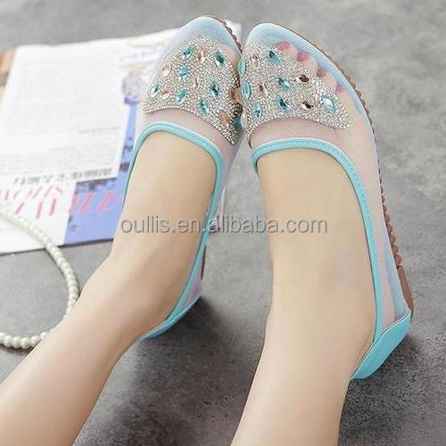 3822d9d25e5c 2016 beautiful sexy design fashion girl flat shoes women ladies PF3525
