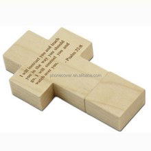 Private label wood usb flash drive