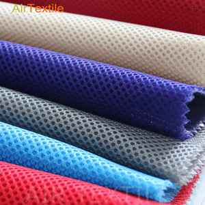 beach chairs sandwich thick mesh 3d knitted spacer fabric