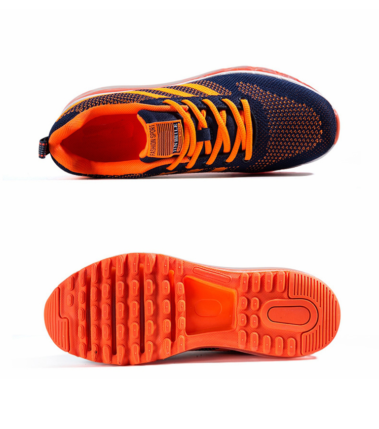 China factory high quality track shoes , customize sport jogging tennis shoes for men