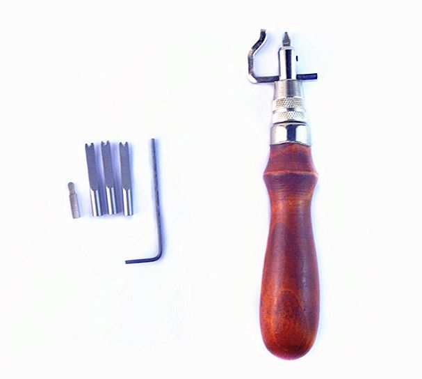 YUTE Leather slot knife &Leather craft tool&Leather hand tools