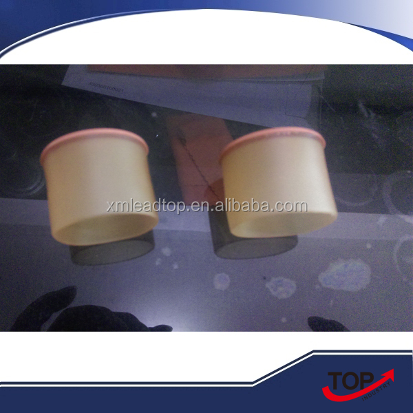 Anti-friction 32mm plastic chair leg caps/rubber caps for chair legs