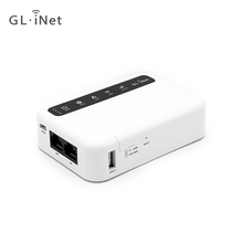 GL-inet Openwrt 3G 4G Lte Mobile Wifi Router With Sim Card Slot