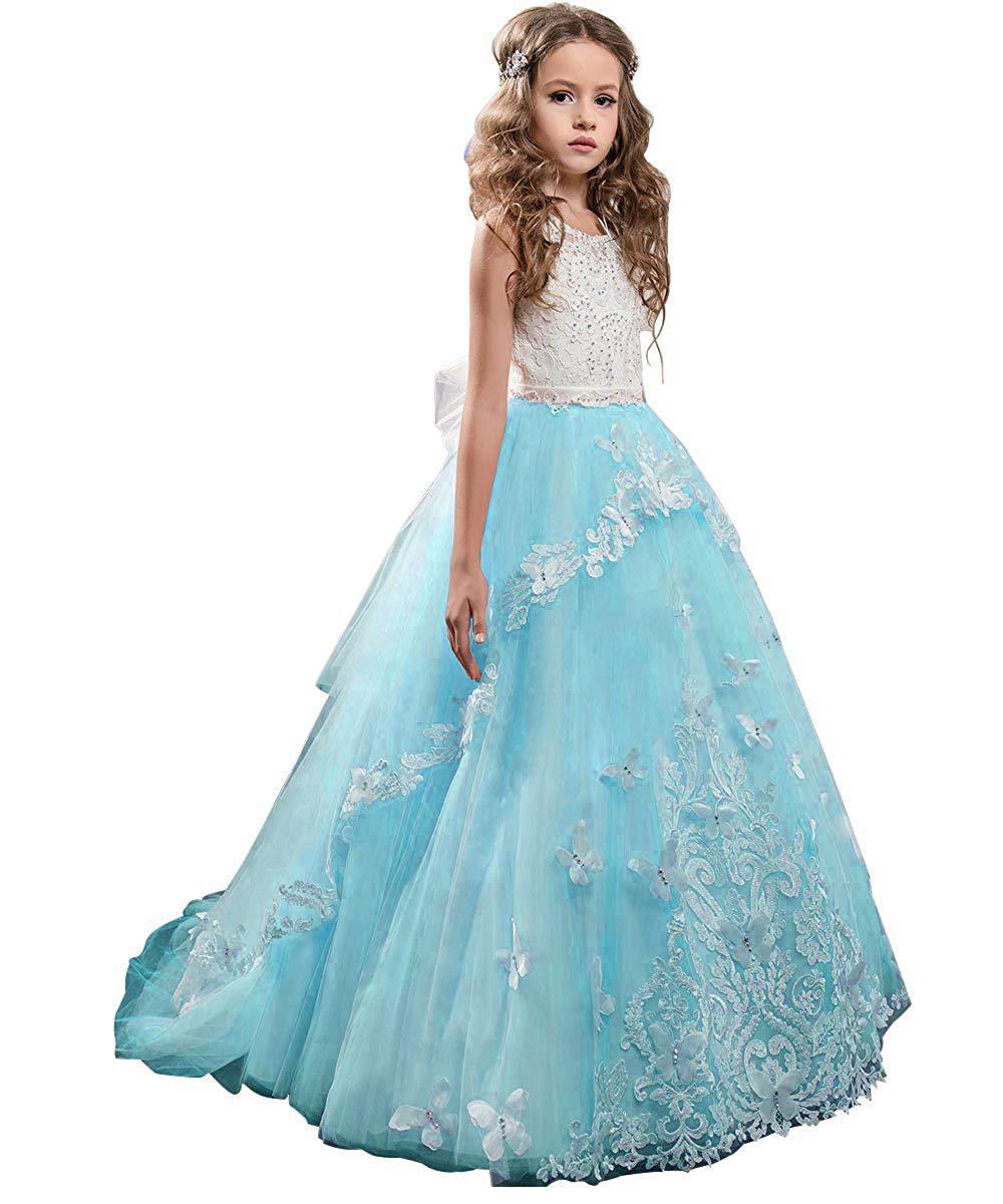 c45fd6b6c China long girls pageant dress wholesale 🇨🇳 - Alibaba