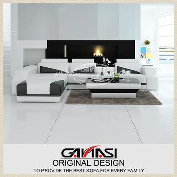 Corner Leather Sofa Modular