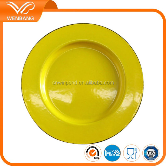 Custom metal plate deep dish dinner plate restaurant chefing dish  sc 1 st  Alibaba & Buy Cheap China deep dish dinner plates Products Find China deep ...