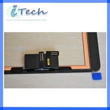For iPad 5 LCD Digitizer with display Front Glass Faceplate Lens Part Panel Wholesale Price