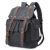 2018 Hot sale 16oz Washed Canvas laptop backpack for school
