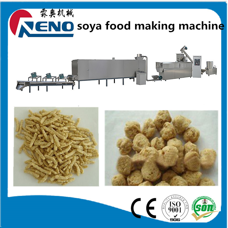 Factory Directly High Quality soya chunks making machines Sold On Alibaba