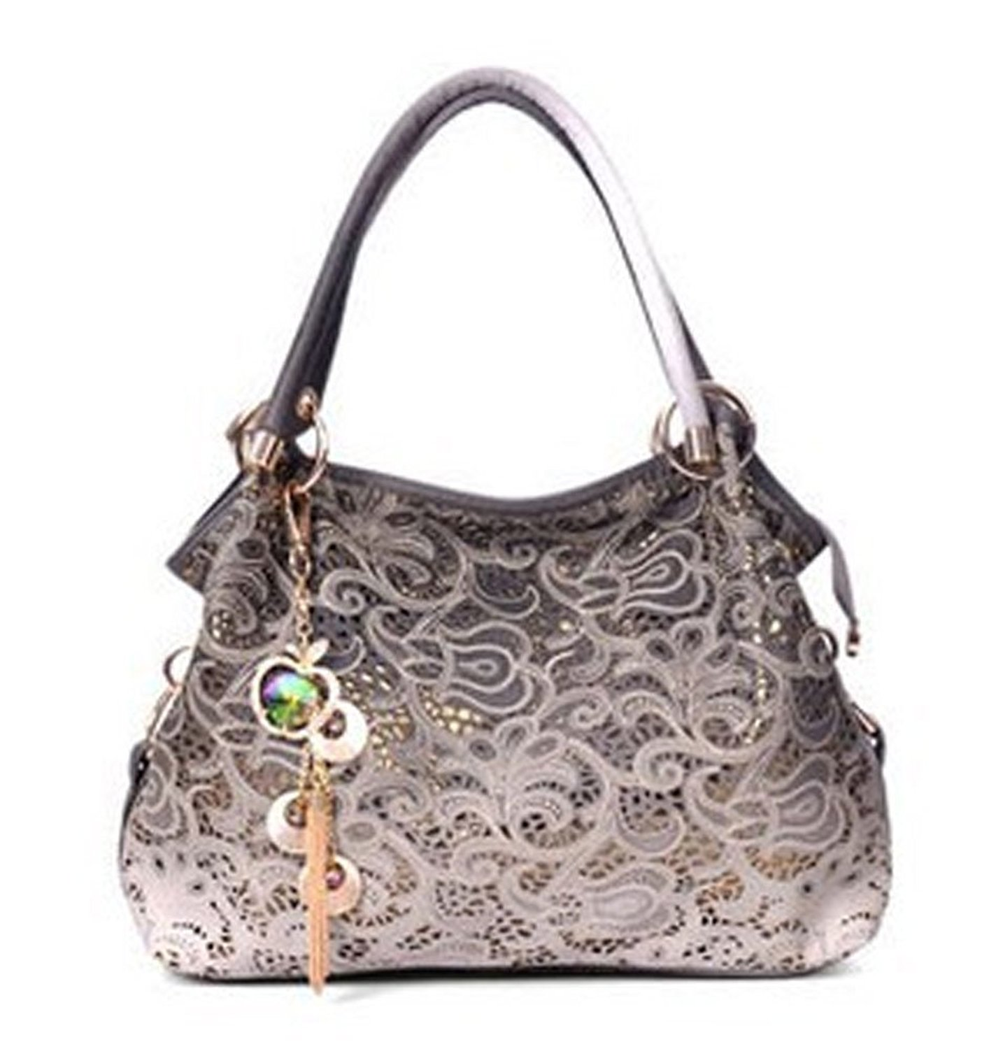 80455c6913 Get Quotations · Flada Ladies Leather Hobo Handbags Clearance Tote Bags  Purses for Women