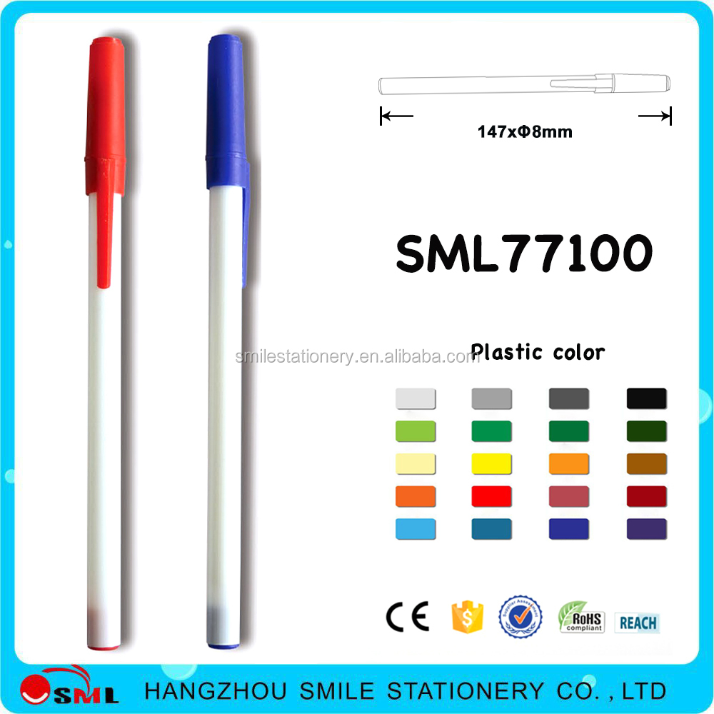 wholesale best manufacturer ballpoint pen advertising slogan pen