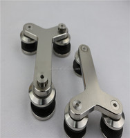 Stainless steel bathtub sliding door fittings accessories