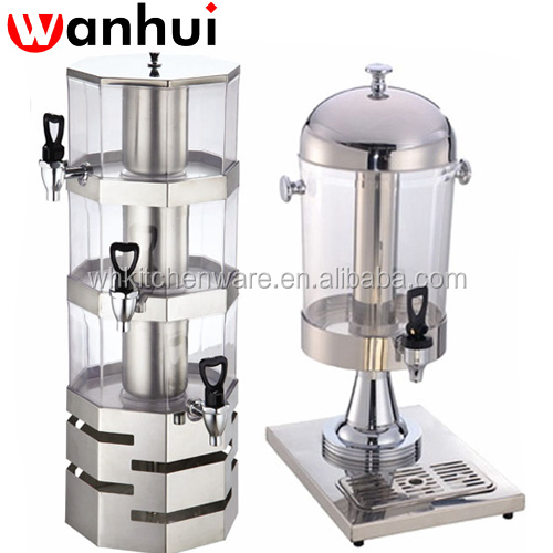 commercial cold beverage drink milk juice dispenser