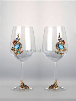 Roro Craft Gift Venice Red Wine Gl Glware Goblet Fashionable Wedding And