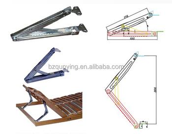 Hettich Adjustable Table Hinge, Bed Headrest Hinge