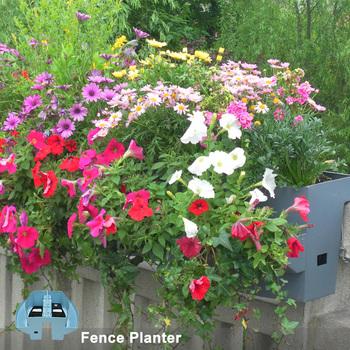 Out Door Large Plastic Pots For Plants Seeding Outdoor Flower Pot