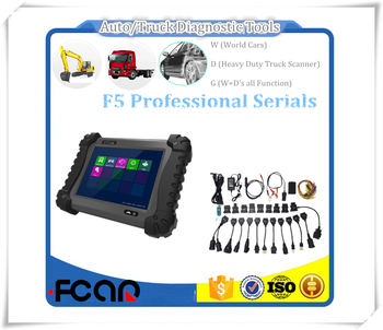 truck diagnostic tool Fcar F5-D heavy duty trucks scanner