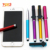 China factory Cell phone support pen 4 in 1 stylus pen and customized logo gel pen