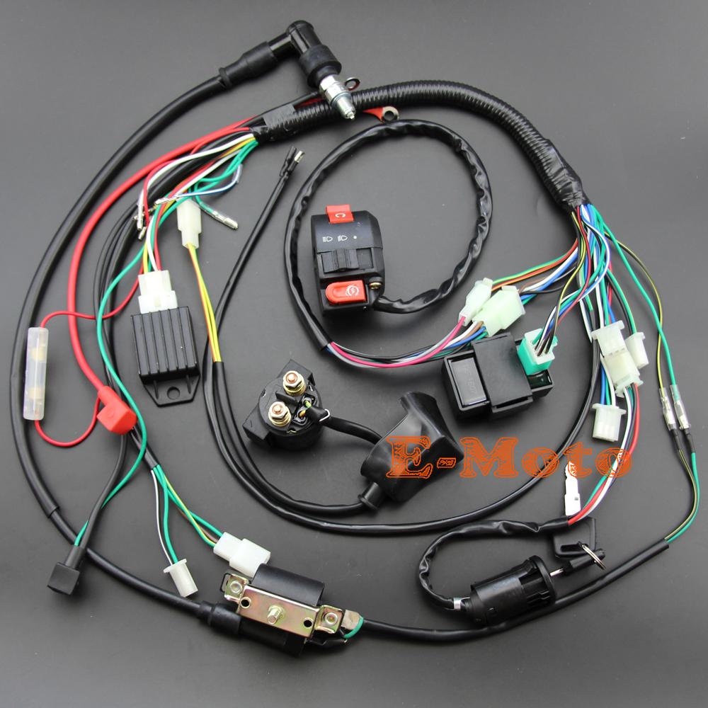 Wiring Diagram 4 Wire Cdi Chinese Atv Wiring Diagrams Pit Bike Wiring