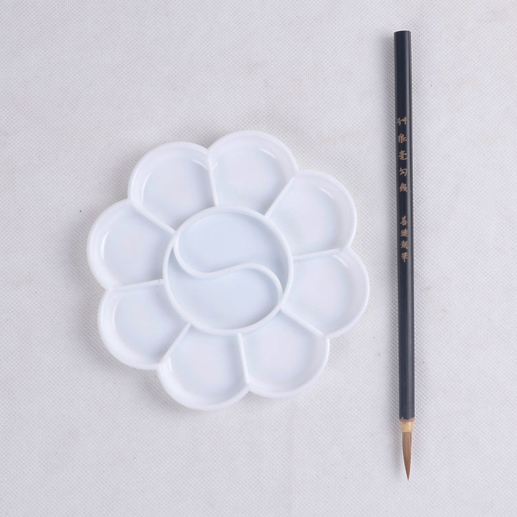 Bona Chinese painting water color palette