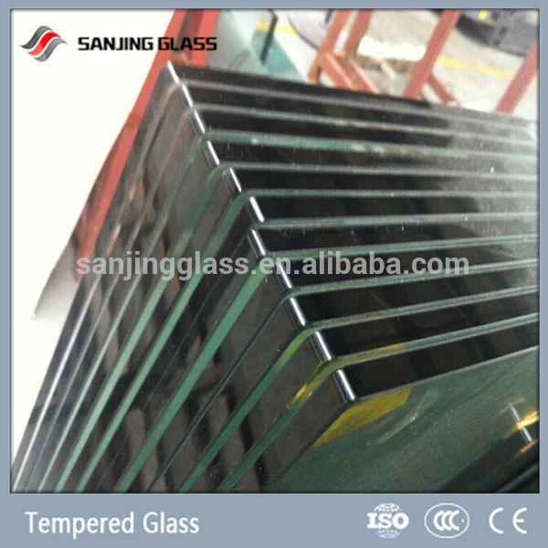 10 mm prezzo vetro temperato, piane e curve di vetro-Architectural ...