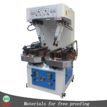 xq-978 Full Automatic Walled Type Hydraulic Shoe Pressing Machine Used For shoe Sole pressing