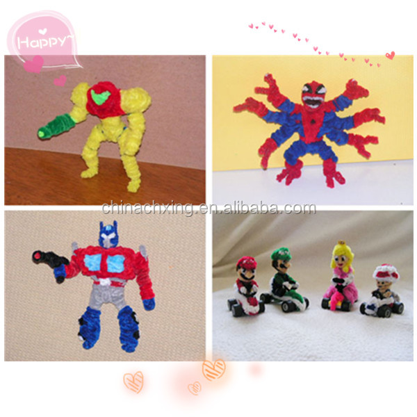 chenille craft work for school kids with different types buy
