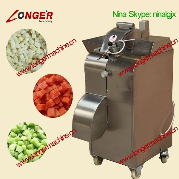 Mango Cube Cutting Machine|coconut Meat Cubing Machine|tomato Cube ...