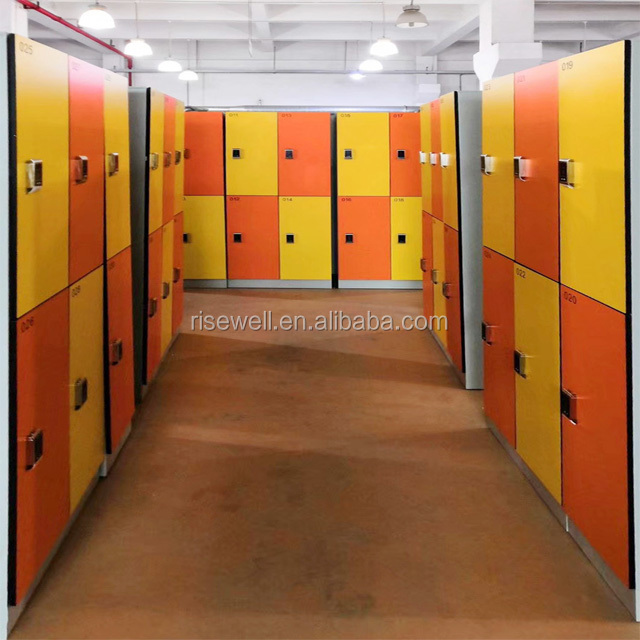 DEBO compact laminate HPL locker School locker changing room locker