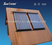 hot sales CE/CCC approved flat plate solar water heater collector