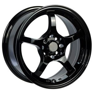 15 inch 4 hole 5 hole 8 hole PCD 100-114.3 Gram Light alloy wheel rim