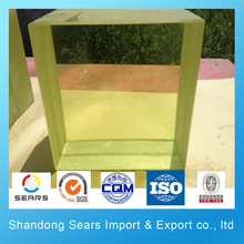 15mm X-ray lead glass for Medical used Hospital CT room