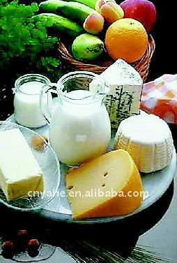 Popular butterfat emulsion flavour for dairy