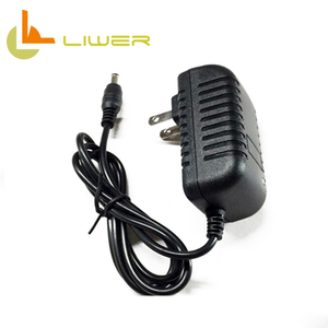 Input 100-240Vac Output 9V 2A AC/DC wall plug power adapter with 2.1mm 2.5mm 1.35mm 4.7mm