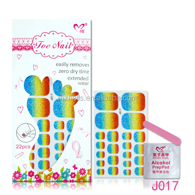 Toe nail stickers toe nail stickers suppliers and manufacturers at alibaba com