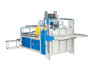 JIAXING HOT SALE china packing machine factory automatic high quality carton box gluing and folding machine