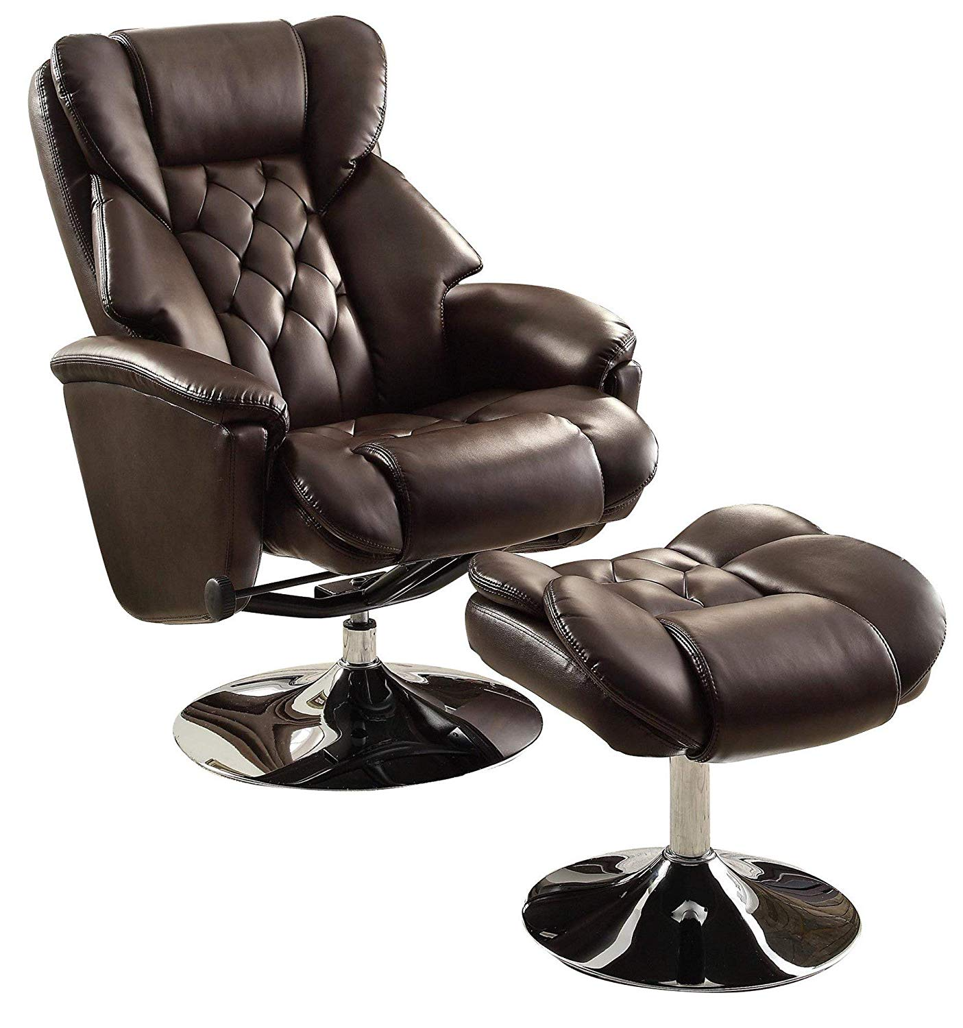 Wondrous Cheap Leather Swivel Recliner Chair Suppliers Find Leather Pabps2019 Chair Design Images Pabps2019Com