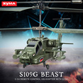 SYMA 3 5CH Mini Simulation Army RC Helicopters Black Hawk Cobra Apache Coast Guard S111G Choppers