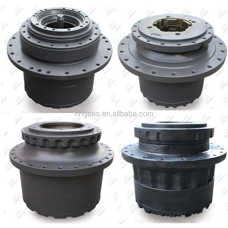 Excavator 21K-27-00121 final drive reduction gearbox assembly for Komatsu PC160LC-8