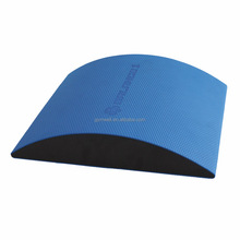 AB mat , Sit Up Abdominal Mat - Comfortable Sit Up Pad with Nice Back Support