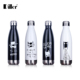 Wholesale double wall stainless steel insulated vacuum flask thermos water bottle