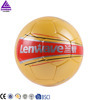 Lenwave factory official size and weight custom print pu promotional soccer ball