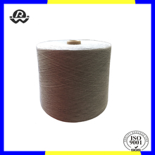 Bulk Buy Grey Melange Yarn Spun Polyester Hand Knitting Yarn