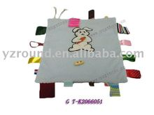 Baby plush toy soft play mat