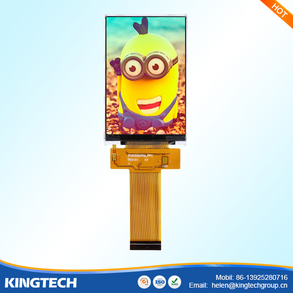 MCU 8bit 3.5 inch tft lcd panel 320*480 ili9488 driver ic screen